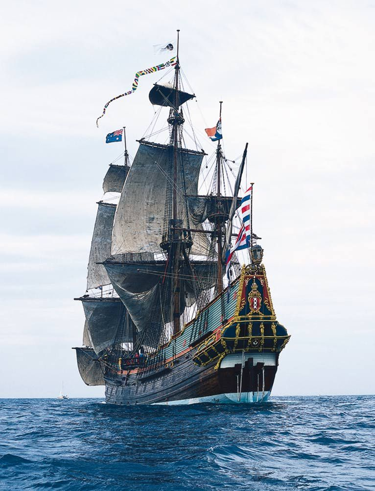 Coldwindandiron Old Wooden Ships Theyre Beautiful Come Sail
