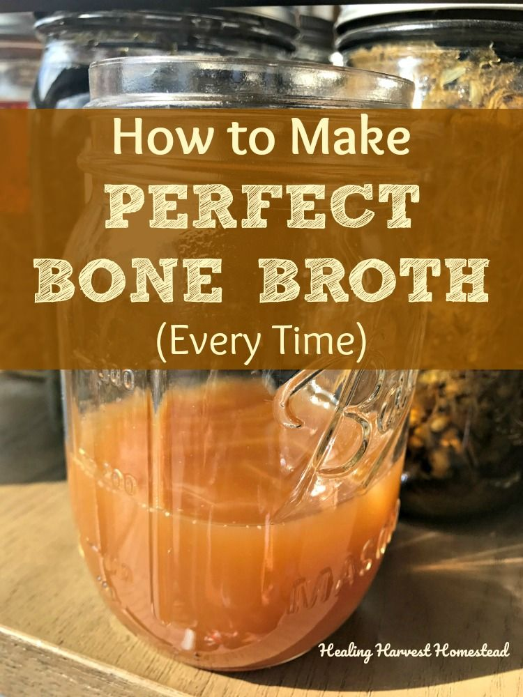 The Perfect Recipe for Bone Broth Using Antelope Bones or Any Bones (Why Bone Broth is SO Good for You) — Home Healing Harvest Homestead #bonebrothrecipe