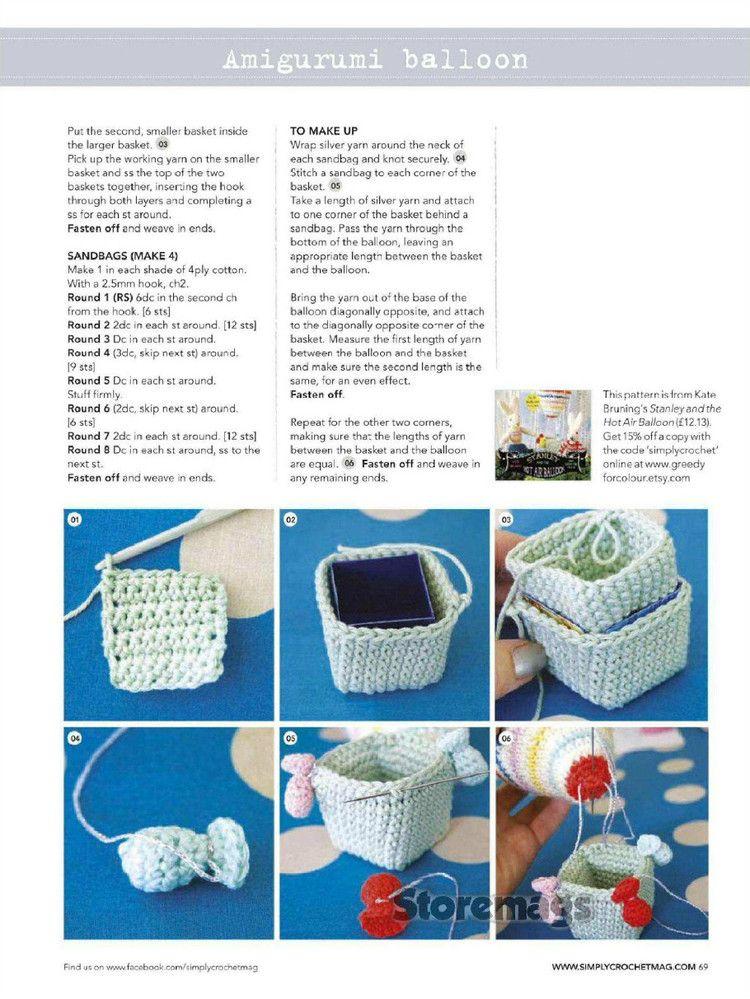 Simply Crochet Issue 29 2015 轻描淡写 轻描淡写 C