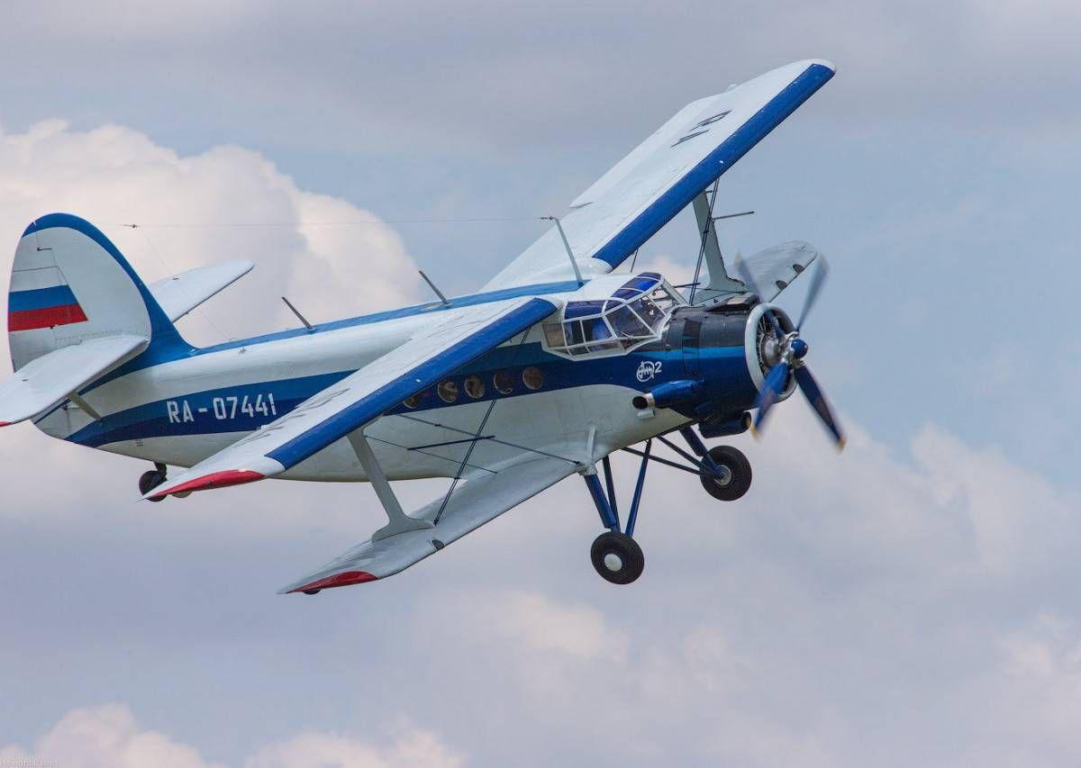 Кукурузник Ан-2 ☆ год выпуска и технические характеристики ...
