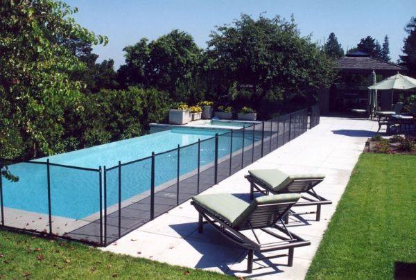 Child Safety Fencing - Celebrating National Water Safety Month