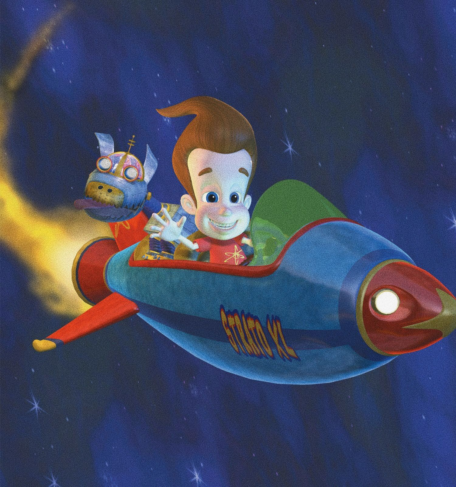 The Adventures Of Jimmy Neutron Boy Genius Jimmy Neutron 90s Cartoon Characters 2000s Kids Shows