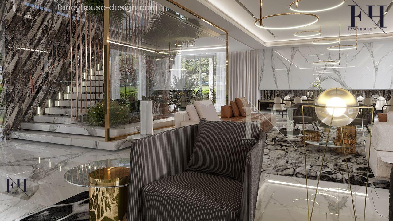 Fancy House Interior Design Company In Dubai Interior Design