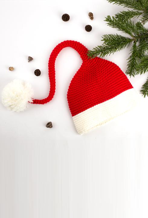 Bonnet De Père Noël Mes Tricots Bonnet Pere Noel Bonnet