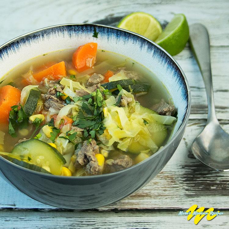 Cocido Recipe Mexican Beef Soup Recipe Cocido Recipe Mexican Vegetable Soup Mexican Beef Soup
