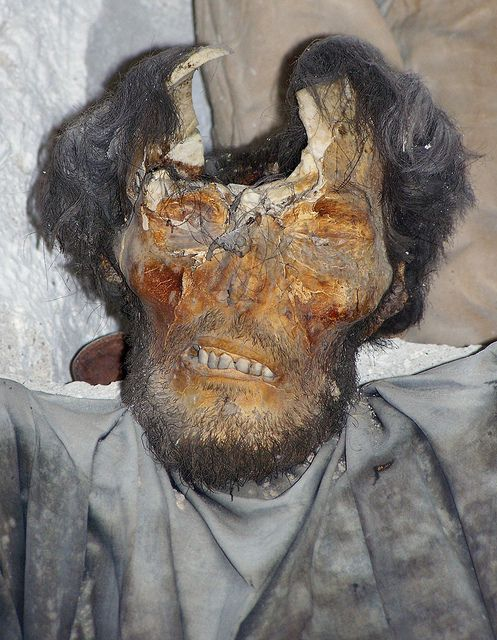 capuchin catacombs of palermo | ... Headache, Digital Colour Photograph, The Capuchin Catacombs of Palermo