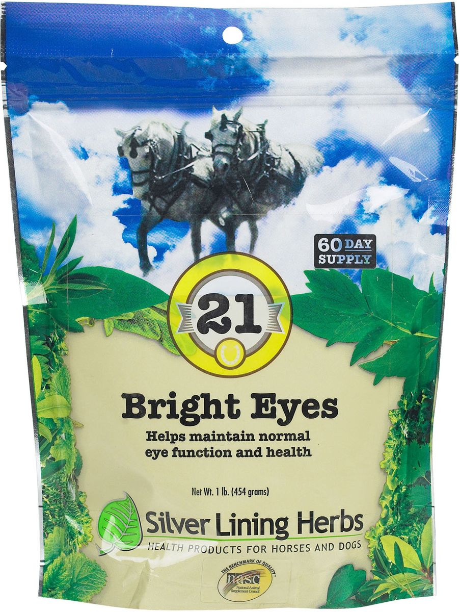 Bright Eyes Herbal Formula for Horses 1 lb (60 days)