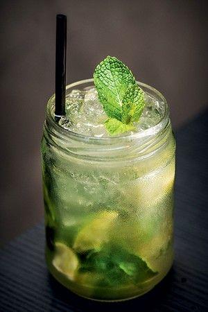 Drinque para refrescar o dia!