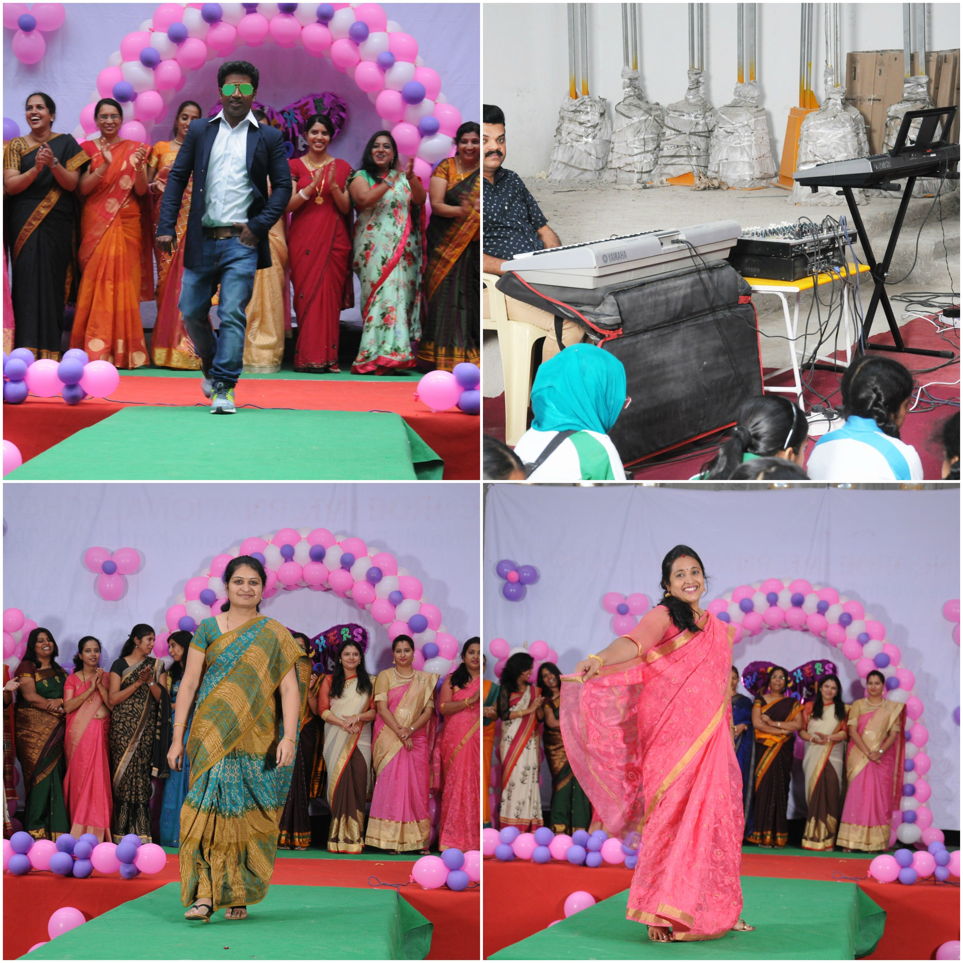Teachers Day Was Celebrated In Rcis Mysore School Events