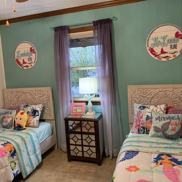 Bored of the usual pink and blue colours and obvious themes? check out these 18 adorable themes for nursuries and kids rooms #nursery #kidsdecor #nurserydecor