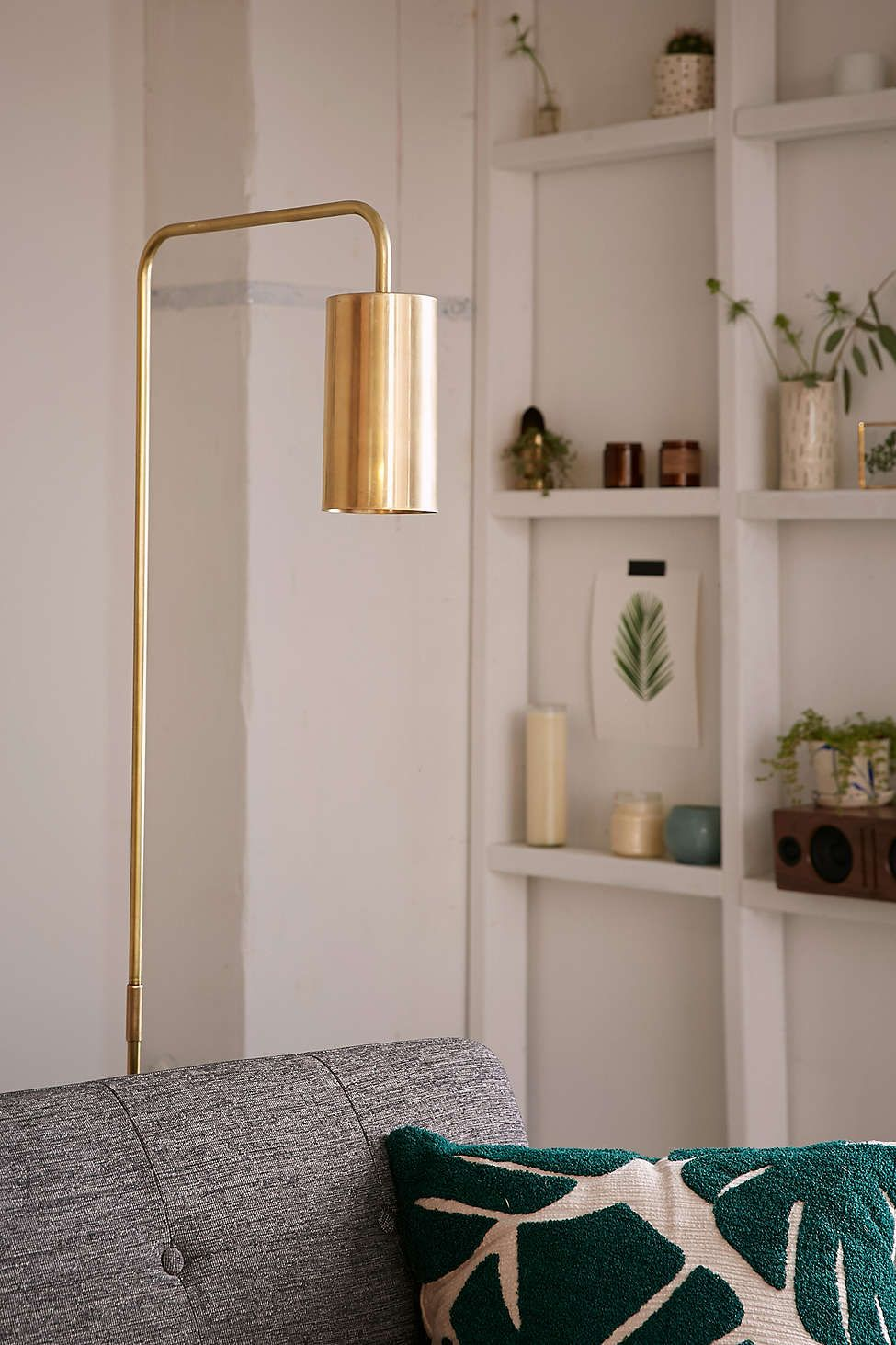 Harrison Floor Lamp Modern floor lamps, Floor lamps