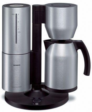 New Siemens TC911P2 coffee machine by Porsche Design | Coffee ...