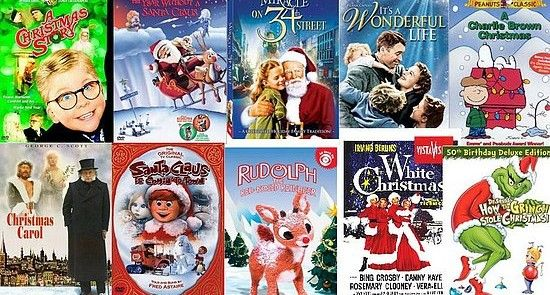 Christmas movies for adults