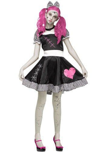 2015 Halloween Costume Ideas for Teens Girls 5 costumes