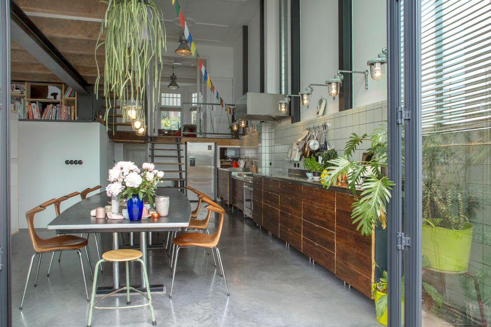 17 Maßgeschneiderte eklektische Kücheneinrichtungen, die ...