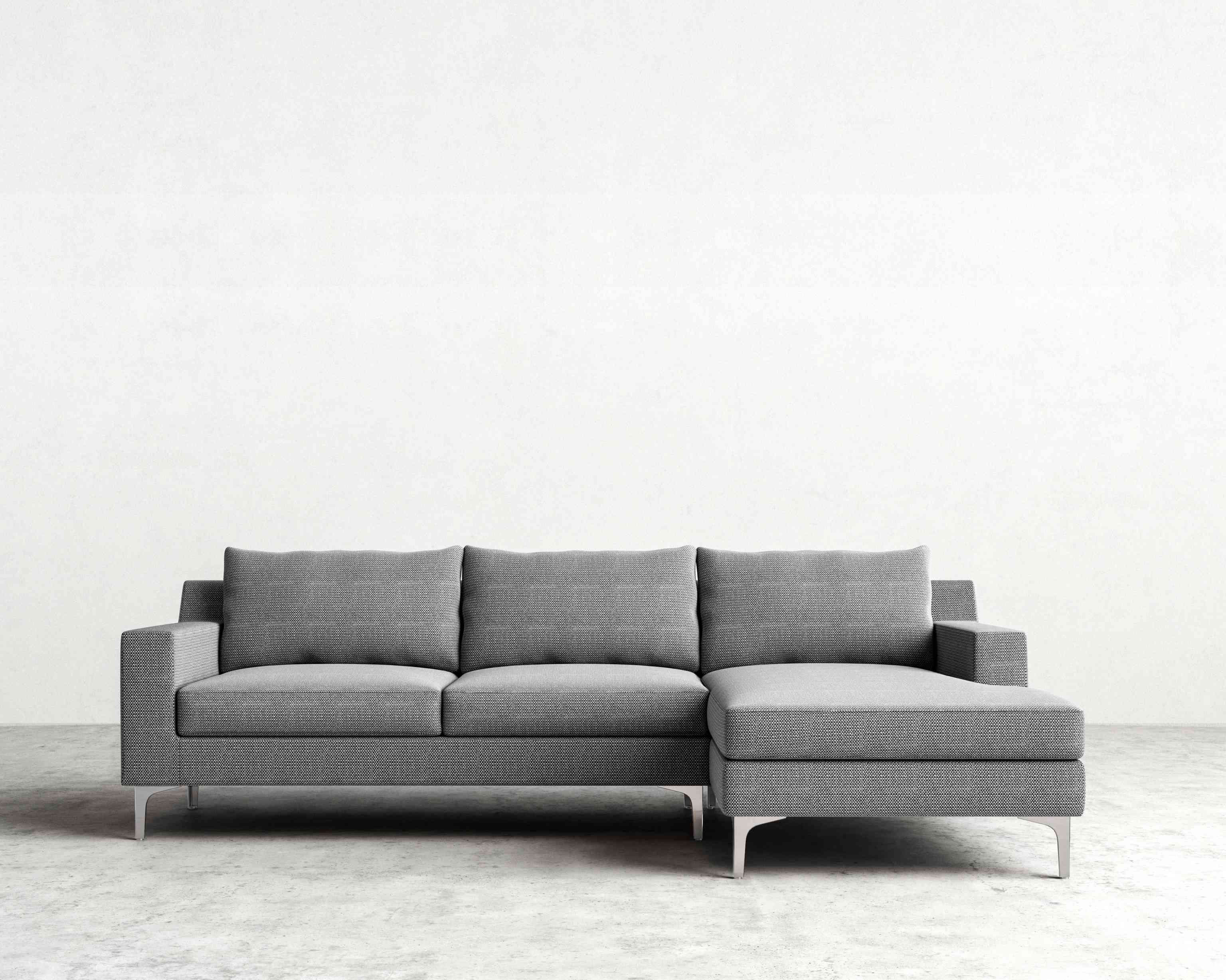 Porter 2 Piece Sectional Sofa with Chaise Fabric