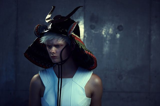 Quentin Caffier, Kind Photographer: Onna-Bugeisha