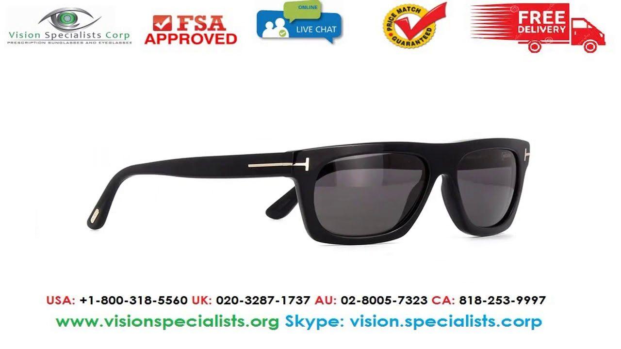 941b261206 Tom Ford Ernesto 02 TF592 01A Sunglasses
