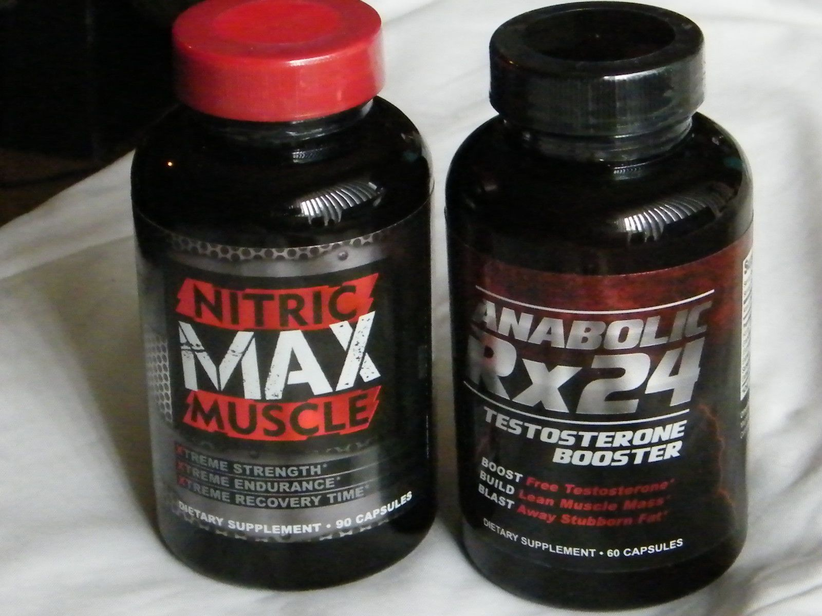 green testosterone pills