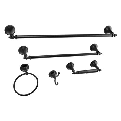 Kingston Brass Bathroom Hardware Set Bahk1612478k Naples 5