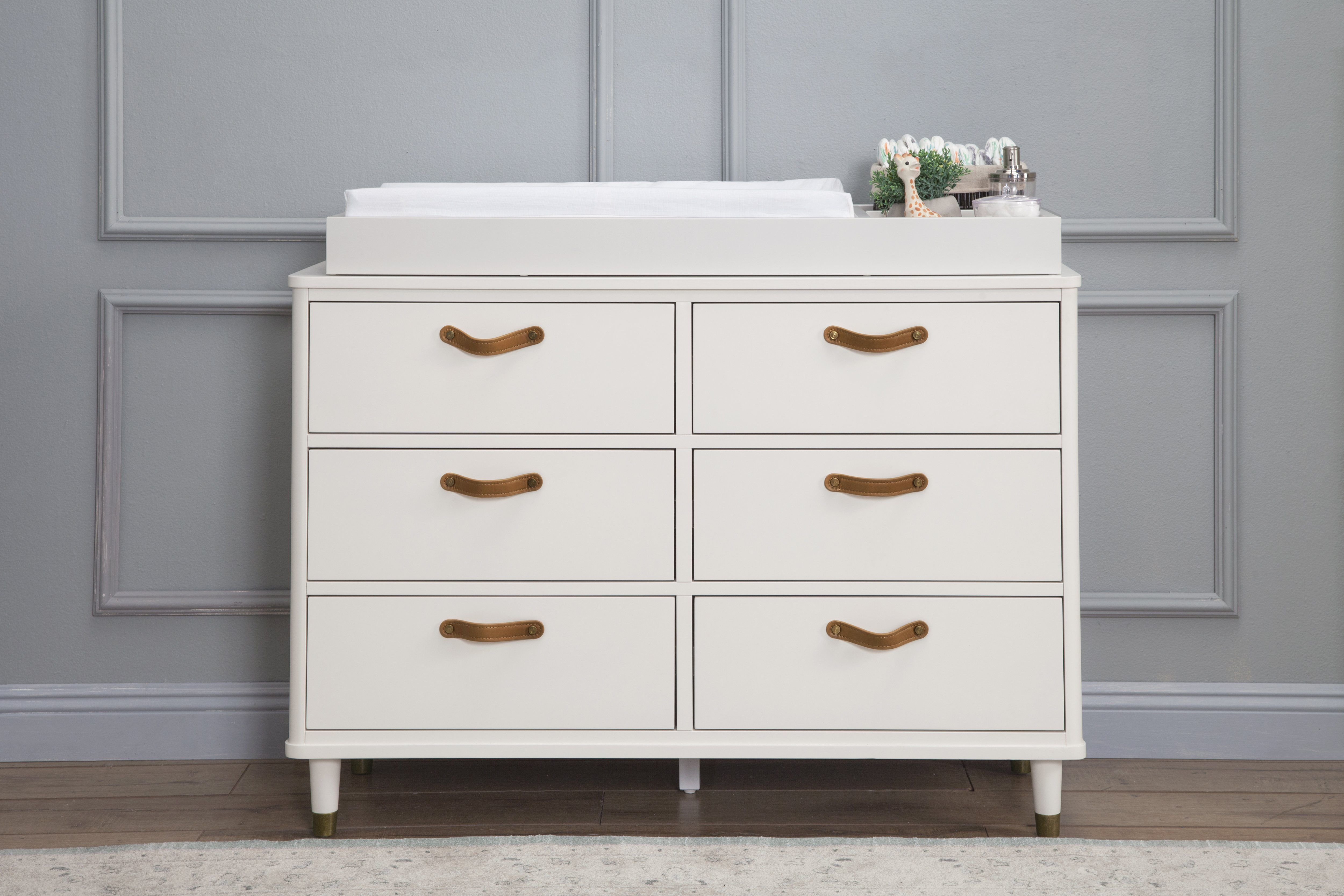 Baxton Studio Enzo 6 Drawer Faux Leather Dresser In 2021 Leather Upholstery Bedroom Furniture Dresser White Faux Leather [ 1600 x 1600 Pixel ]