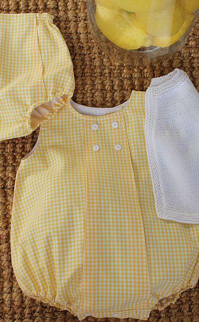 5c876300c tutorial para hacer un Pelele de bebé