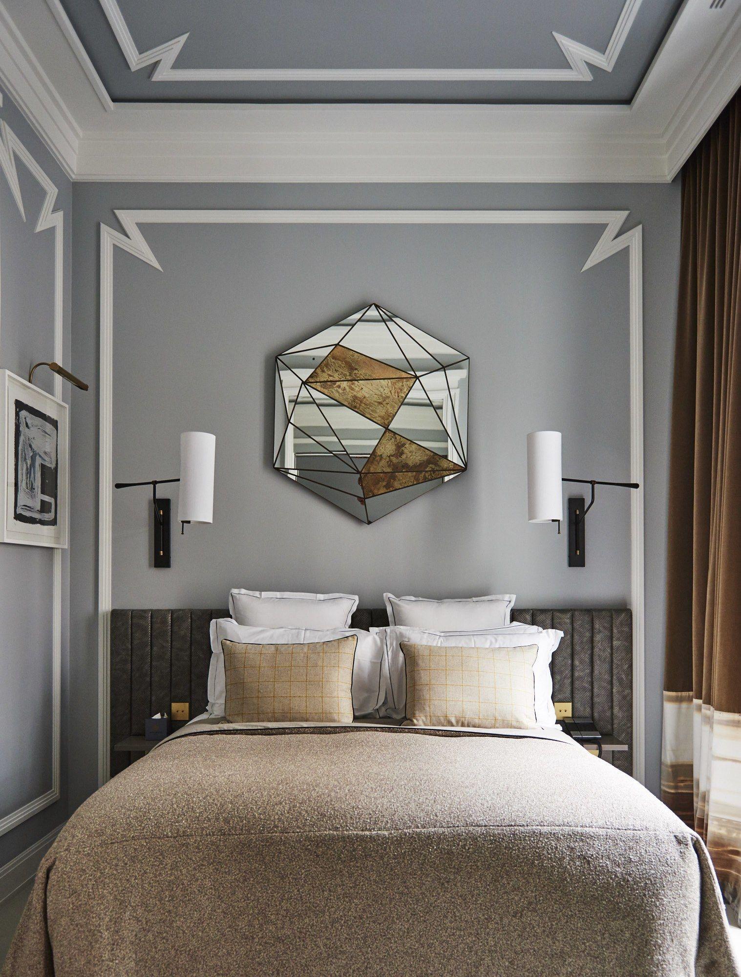 Hotel Guest Room Design: Nolinski Paris, Paris, France - Hotel Review