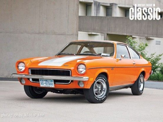 My First Car 1millionth Chevy Vega Chevrolet Vega Amc Gremlin