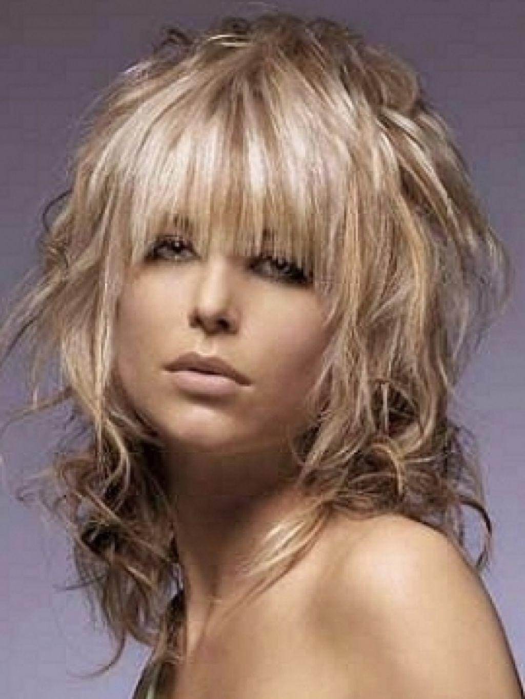 frisuren mit schichten für mittlere haare | frisuren