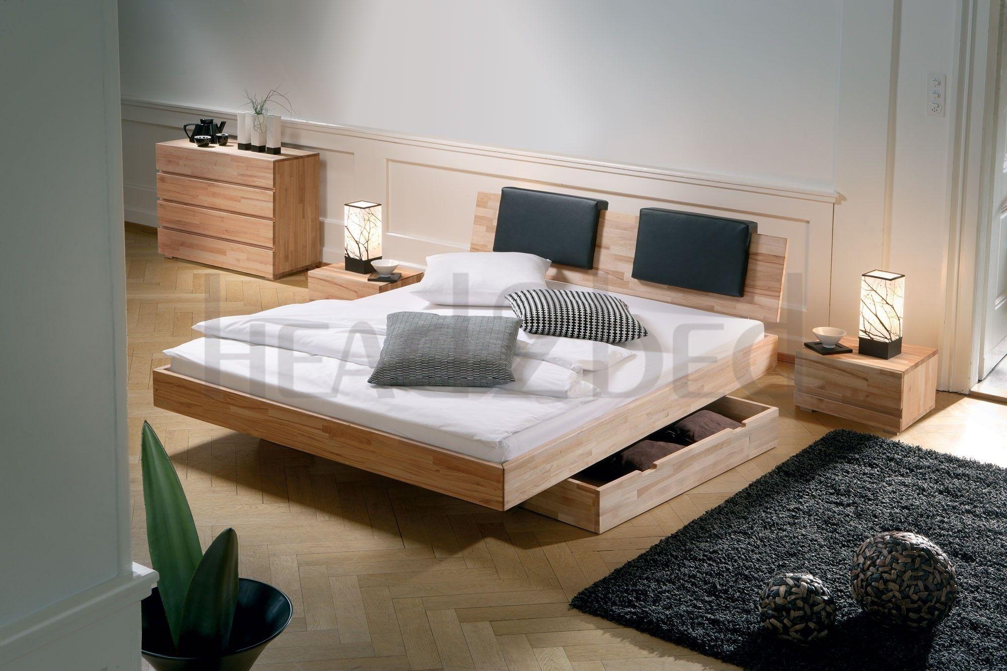 Hasena Vilo Varus Solid Wooden Bed Wooden bed design
