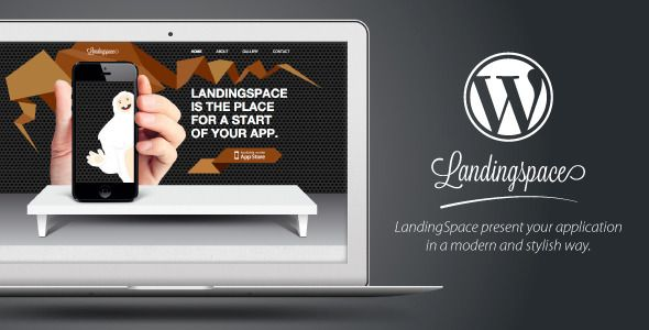 LandingSpace WP - Place for Successful Start