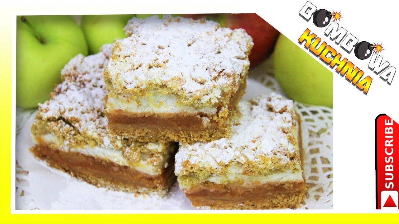 Jablecznik Bombowa Kuchnia Bombowa Kuchnia Krispie Treats Desserts Food