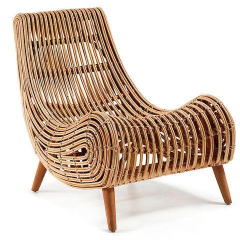 Muebles de estilo nordico y moderno- Miv Interiores Outdoor - muebles de bambu modernos