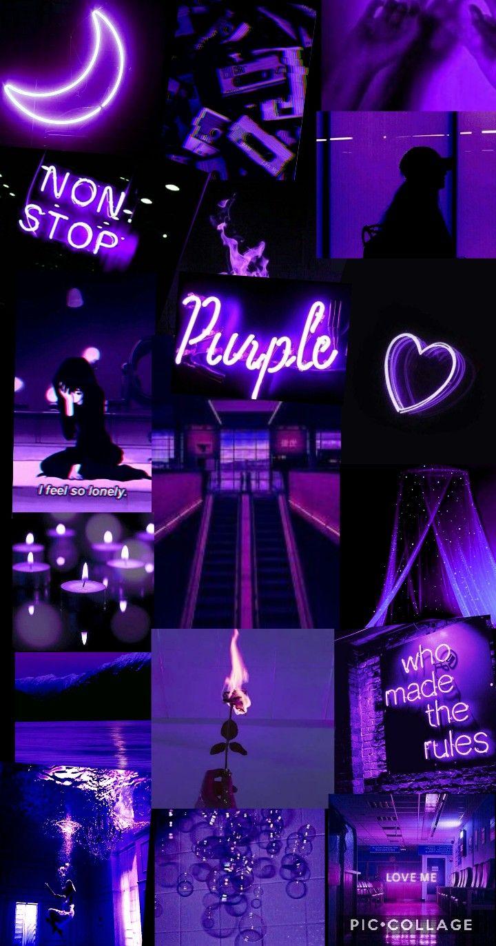 Dark Iphone Neon Purple Aesthetic Wallpaper Wallpaper Purple Purple Wallpaper Iphone Purple Aesthetic Dark Purple Aesthetic purple wallpaper iphone