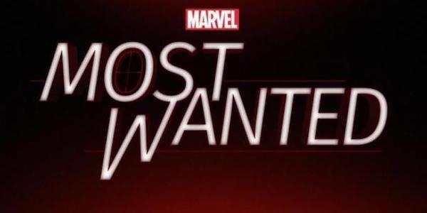 Marvel's #MostWanted – Logo ufficiale ed aggiornamenti dal casting  http://www.universalmovies.it/marvels-most-wanted-logo-ufficiale-ed-aggiornamenti-dal-casting/