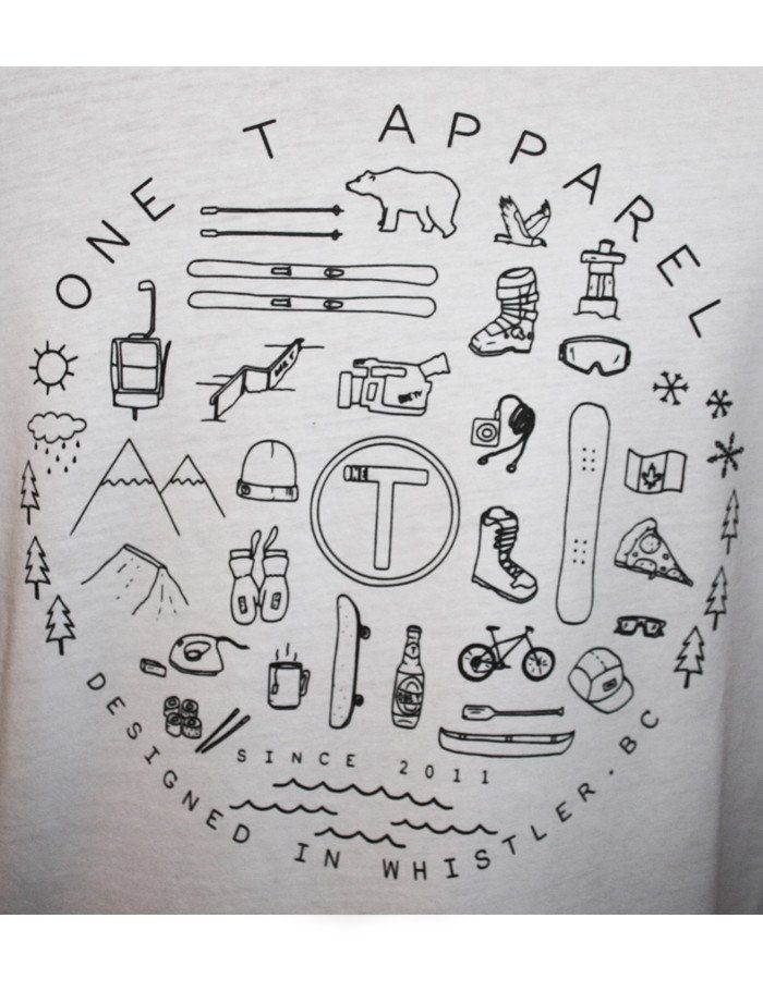 I Spy T-shirt White