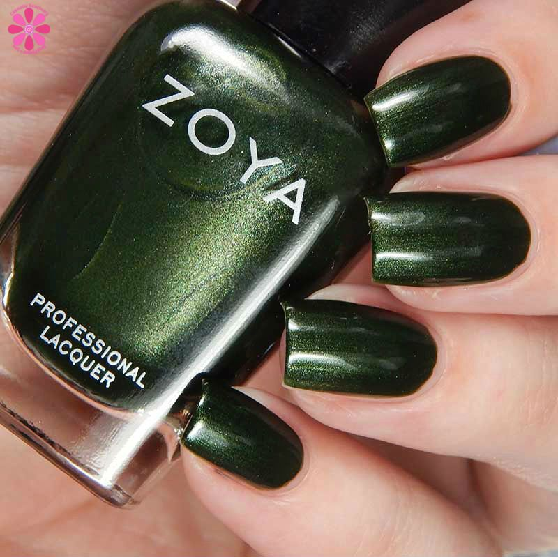 Zoya Fall 2017 Sophisticates Collection; Tabitha | Nails - Polish ...