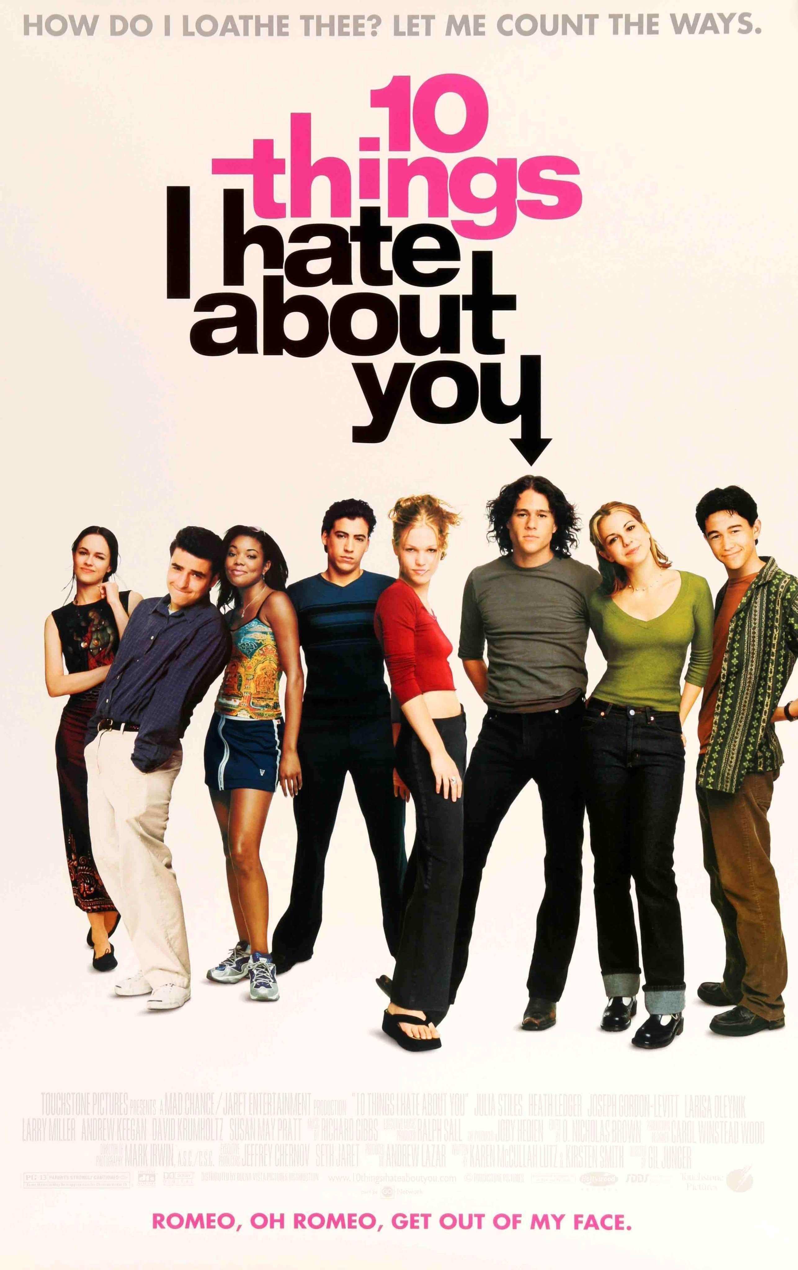 10 things i hate about you 1999 i i i i i i i i i i i i i