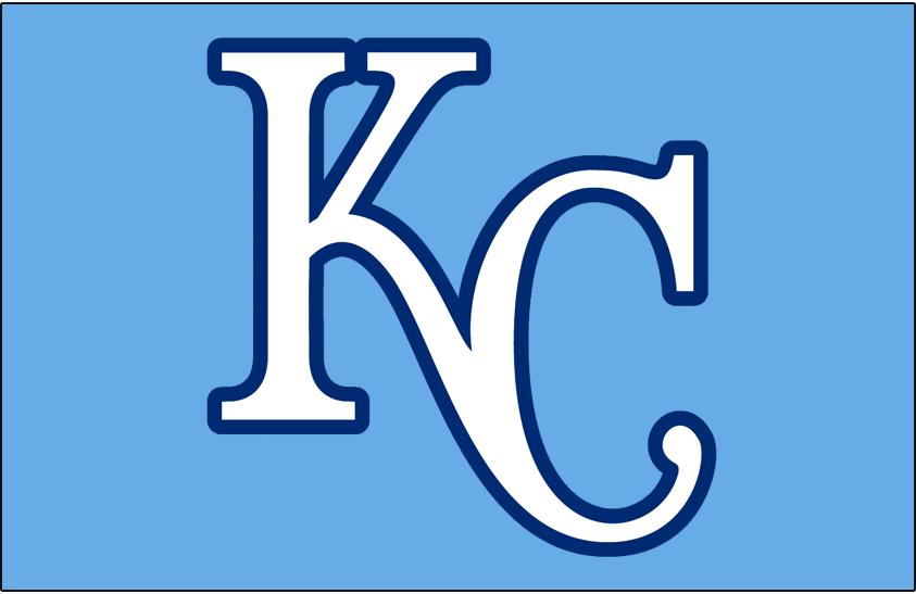 Kansas City Royals Cap Logo Kansas City Royals Logo Kansas City Royals Kansas City Royals Baseball