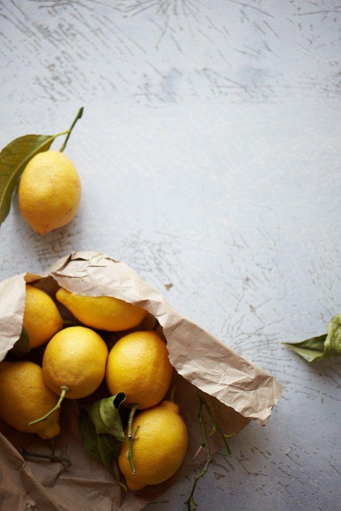 Photo (wonder   wander) Food photography, Life color and Lemon - wanddeko für küche