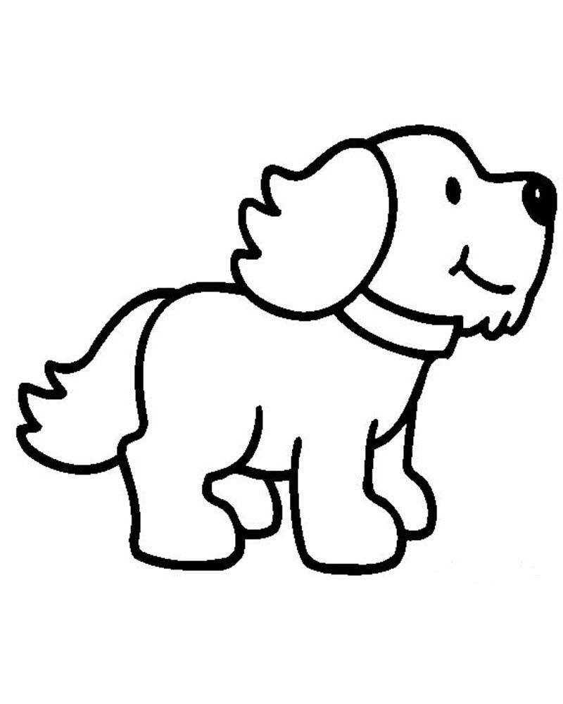 Animales Page 9 Of 9 Dibujos Para Colorear Coloreartv Com Dibujos De Perros Dibujo De Perro Diferentes Razas De Perros