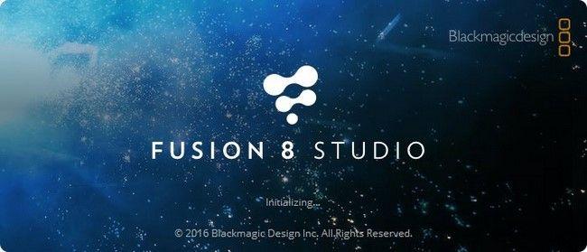 Blackmagic Design Fusion Studio 8 0 Build 18 Blackmagic Design Design Studio 8
