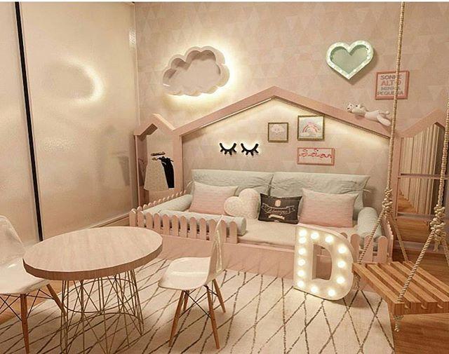 big bedrooms for girls. A Proposta Da @berthafcarvalho Para O Quarto Menina ! | House Beautiful Pinterest Room, Bedrooms And Kids Rooms Big For Girls