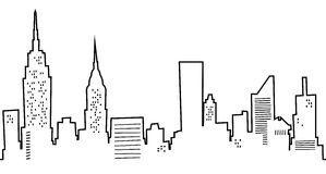 New York City Stock Illustrations 2 879 New York City Stock Illustrations Vectors Clip City Skyline Silhouette City Silhouette New York Skyline Silhouette