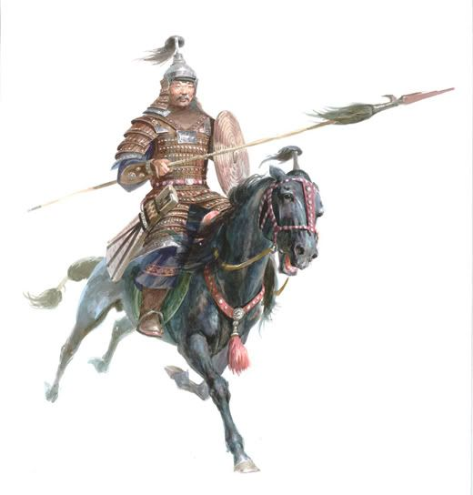 Hun Cavalry Tactics