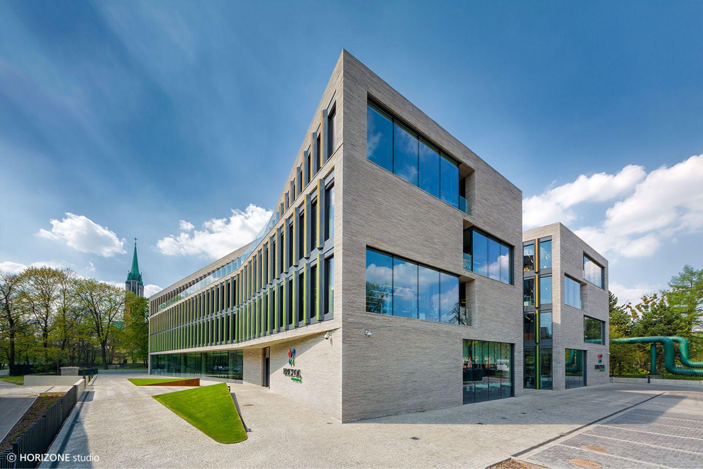 office building facades. Façades · Horizone Studio Ericpol Office Building Facades