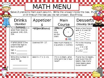 math worksheet : 1000 images about maths  money on pinterest  australian money  : Menu Math Printable Worksheets