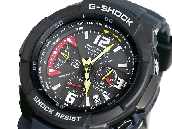 sports shoes a0012 7c8d8 G-Shock GW-3000B / 2010 / Casio Watch Archive | G-Shock ...