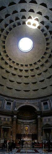pantheon panorama