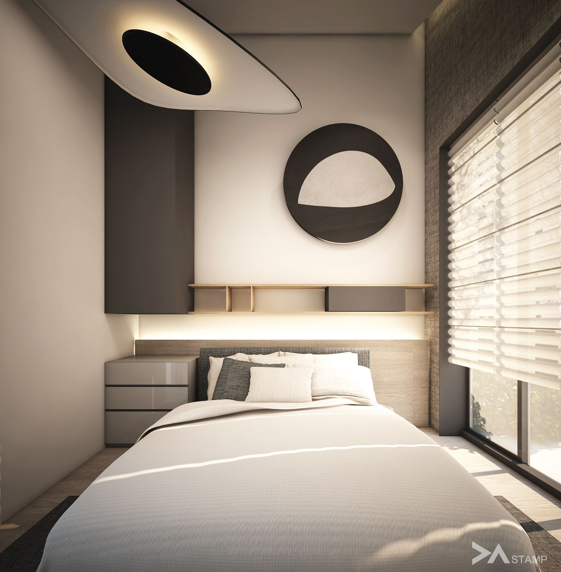 Moderne soveværelse soveværelsesindretning soveværelsesideer seng værelse luksuriøse soveværelser seng design